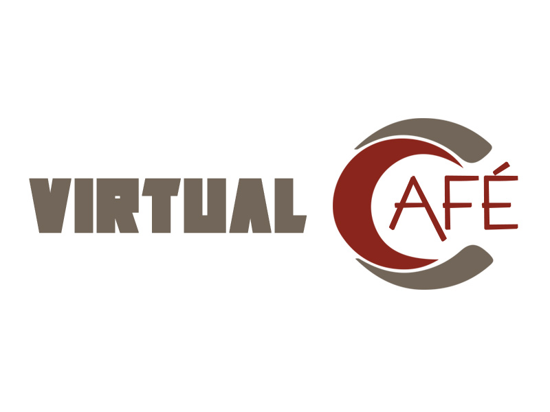 "Have a ""Virtual Café together"""